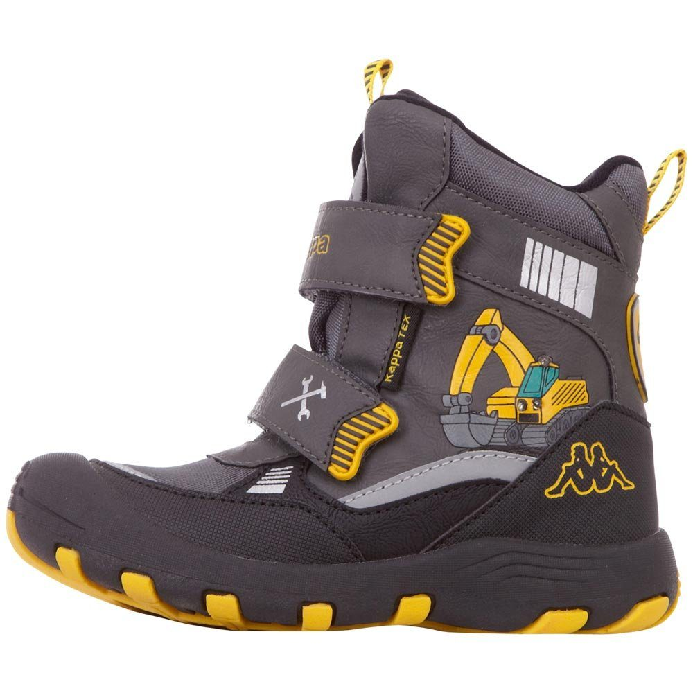 Kappa »ROAD TEX KIDS« Winterboots mit cooler Blinkfunktion